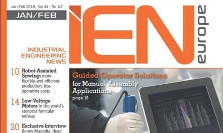 IEN Europe's new digital edition online now!