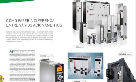 Revista Automaçao is the automation trade magazine for the brazilian market.