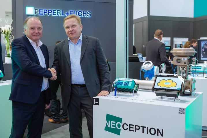 Pepperl+Fuchs und SAP intensivieren IoT-Kooperation