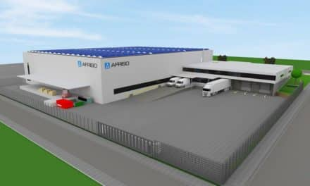 Afriso baut neues Logistikzentrum