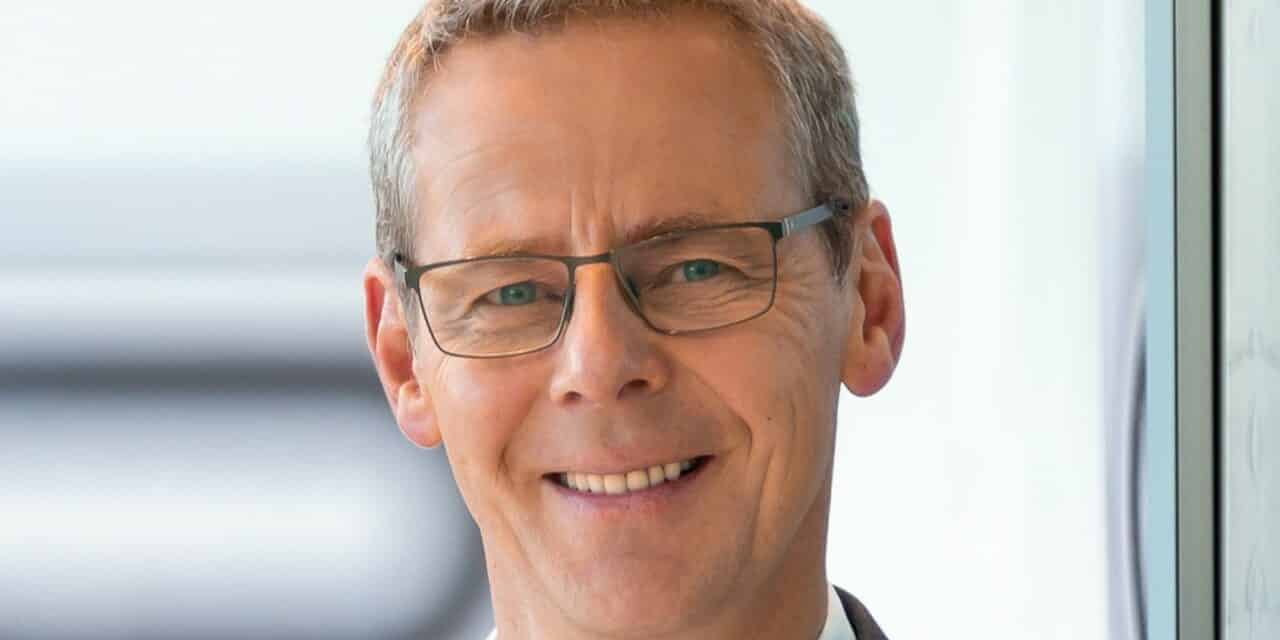 Joachim Dittrich: CEO bei Fette Compacting