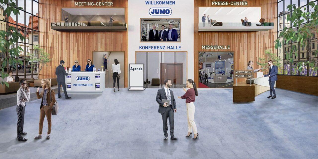 Jumo mit virtueller Messe: Xperience Days 2021