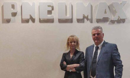 Pneumax stellt neues Mitglied der Geschäftsleitung vor