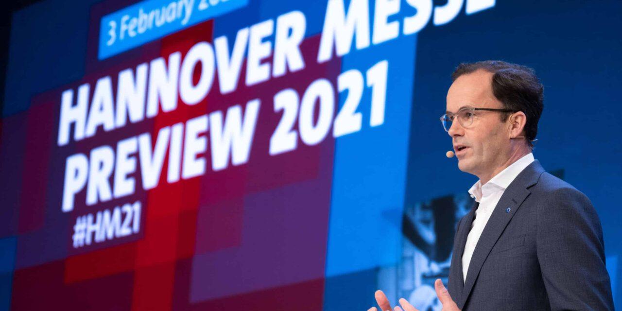 Hannover Messe 2021 als digitale Ausgabe