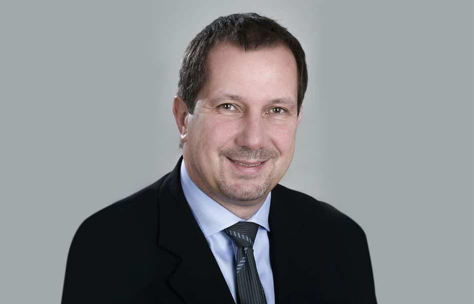 Andreas Förster in der Dechema-Geschäftsführung