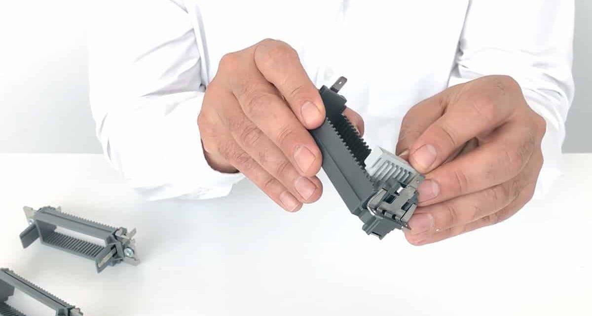 Modulare Steckverbinder schnell und einfach zusammenstellen