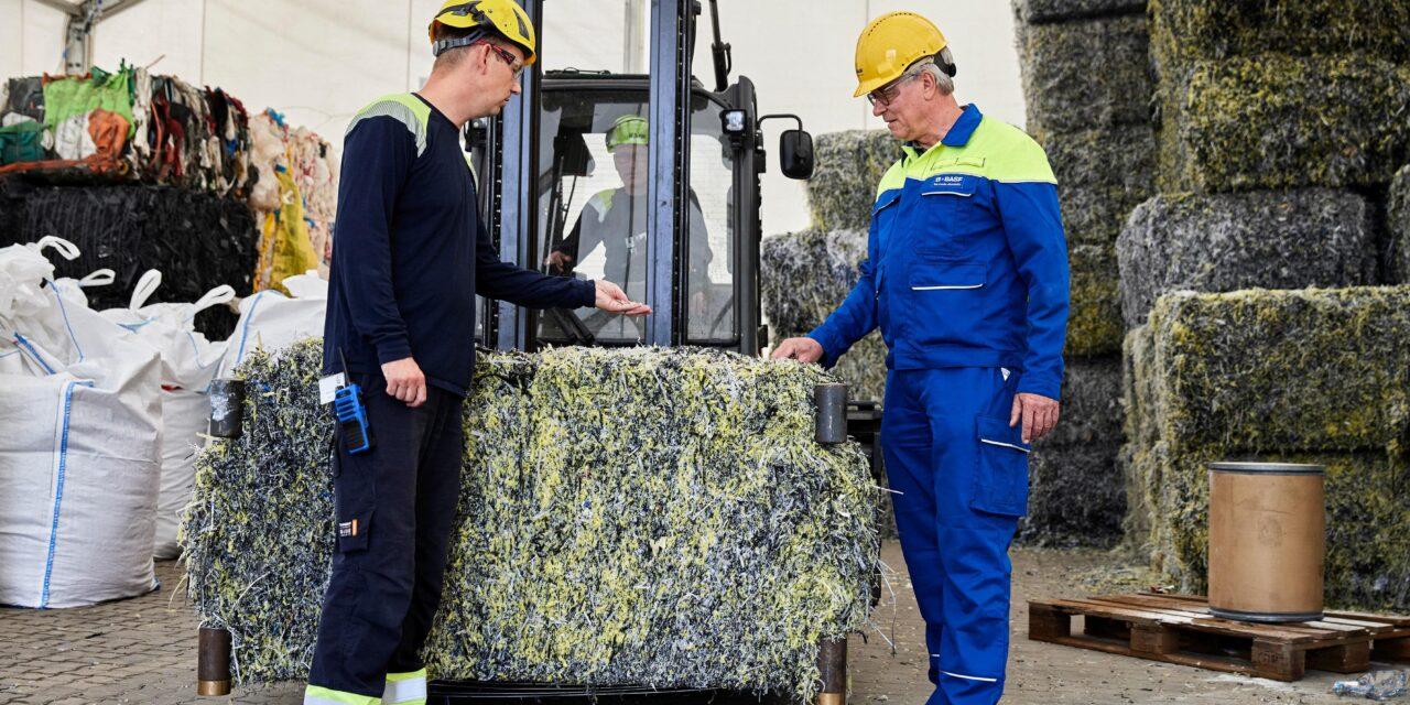 BASF, Quantafuel und Remondis kooperieren beim chemischen Recycling von Kunststoffabfällen