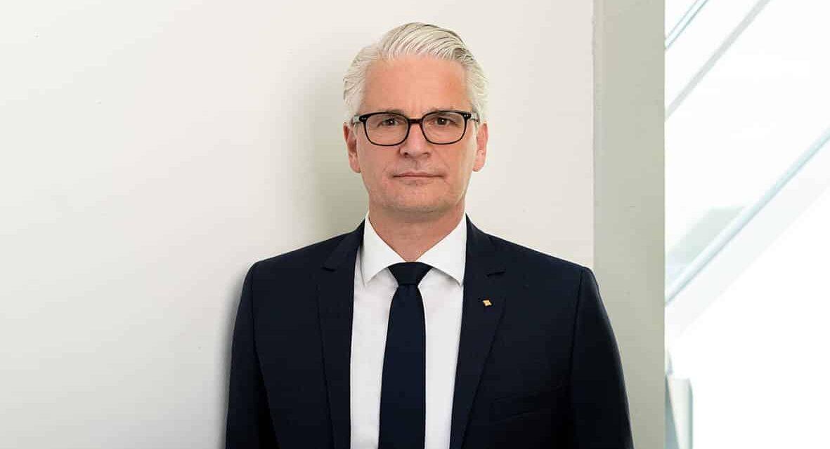 Ulrich Pichler ist Yokogawa-Geschäftsführer
