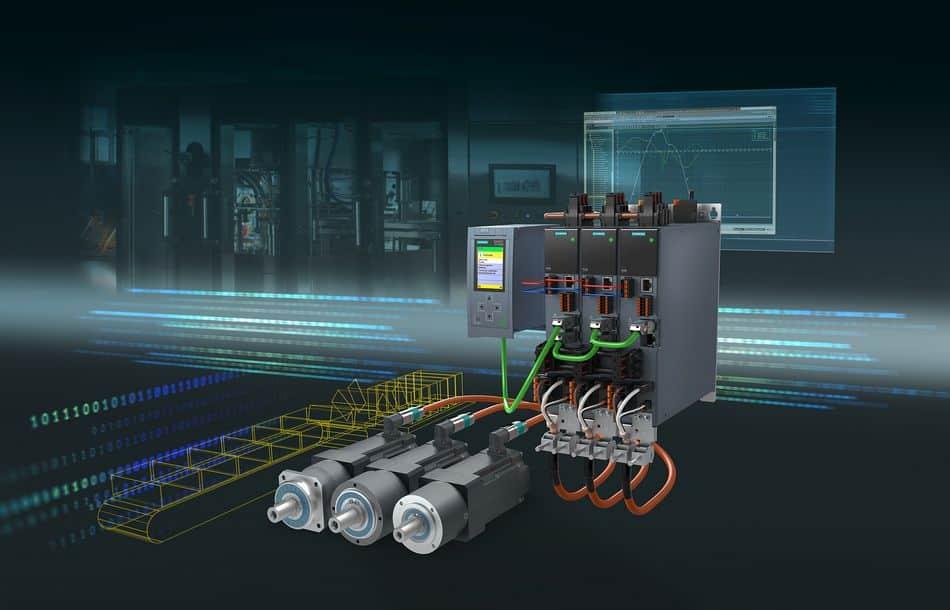Neue Motoren erweitern Einsatzbereich von Servoantriebssystem