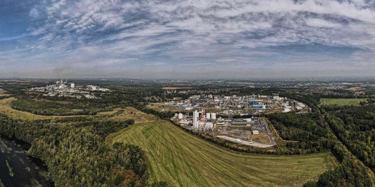 Chemiepark Knapsack wird vergrößert